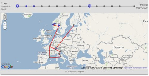 Tripcatcher.ru — сайт о путешествиях.