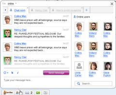 CapyBar.com — Общаться с посетителями любого сайта стало доступно и легко!