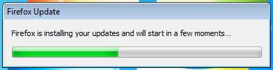 Firefox будет обновляться незаметно для пользователя