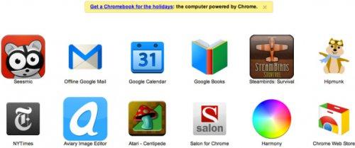 Google использует браузер Chrome в качестве новой рекламной площадки