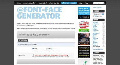 Десятка лучших онлайн-генераторов CSS3