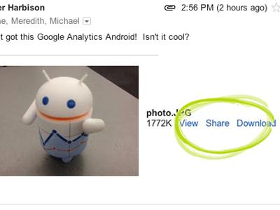 Gmail интегрируется с Google+