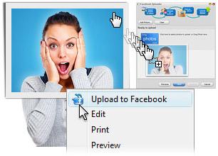 Upload Rabbit for Facebook — быстрая загрузка контента на Facebook