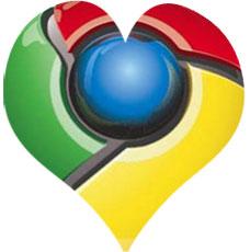 ����� �� ������� Google Chrome