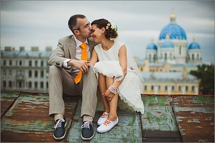 Сайт свадебных фотографов MyWed