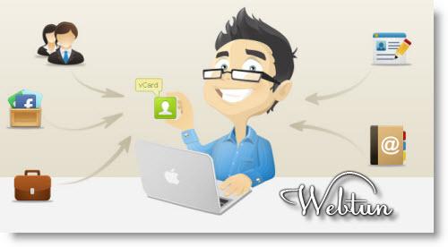 IdentyMe - Сервис по созданию виртуальных визиток