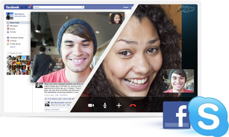 Skype 5.8 Final: видео в Full HD и видеозвонки на Facebook