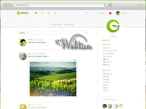 Gface — Facebook для геймеров и социальная альтернатива OnLive