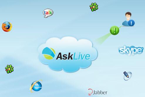 AskLive: Глобальная интерактивная система для оперативного получения ответов на вопросы