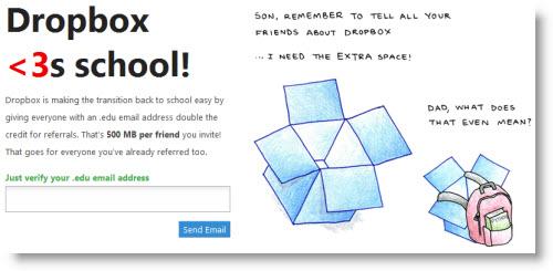 Советы по легальной прокачке аккаунта Dropbox