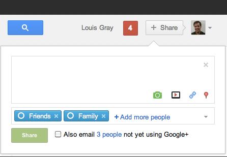 Google вернулся к чёрной панели