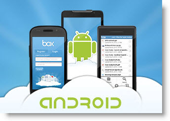 ������������ Android ����� �������� ��������� 50�� �� ���� ������� � BOX.com
