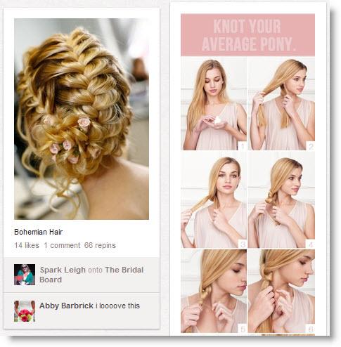 Pinterest — новый социальный фото-сервис