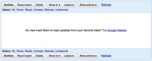 Нет новых писем? Загляните в Google+