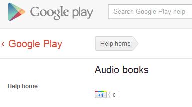В Google Play появятся аудиокниги и журналы?