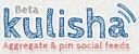 Kulisha — агрегатор социальных сетей