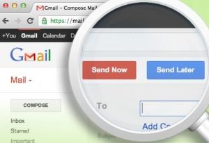 Планируем отсылку писем в Gmail
