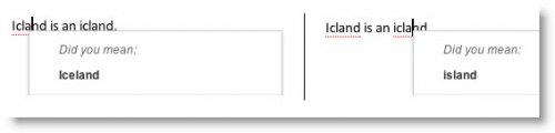 Google внедряет самообучаемую проверку орфографии в свои службы