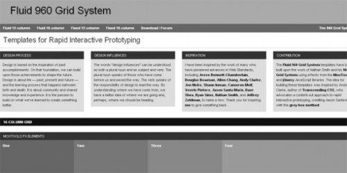 Подборка полезных инструмента для создания адаптивных сайтов