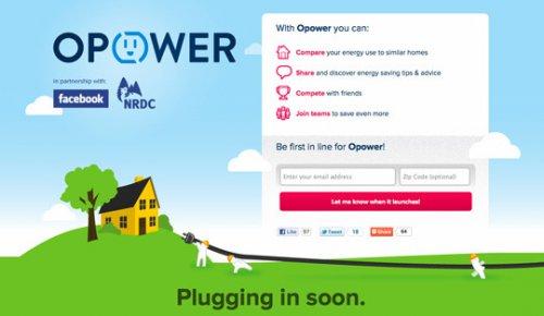 Facebook-приложение позволит сэкономить электроэнергию