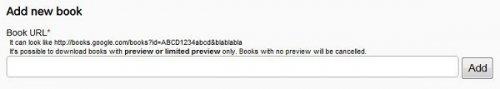 Сервис Bookworm поможет автоматически загружать книг из Google Books