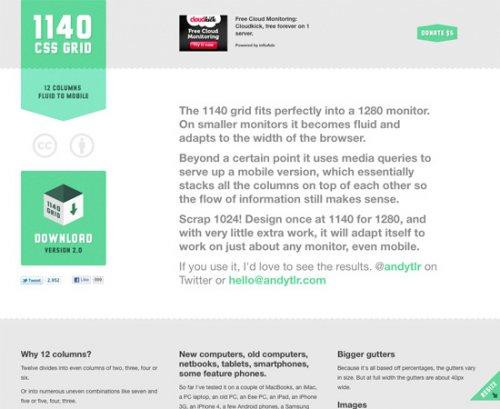 62 полезных инструмента для адаптивного дизайна (Responsive web design)
