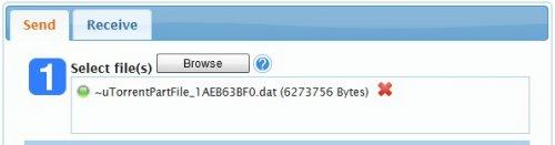 EFShare — сервис обмена файлами через браузер