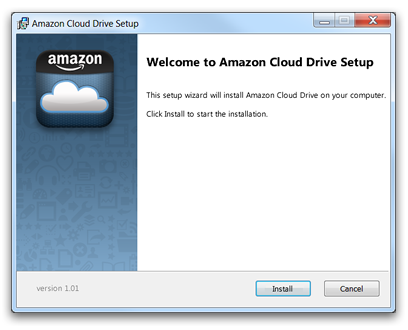 � Amazon Cloud Drive �������� ���������� ������