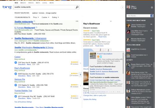 Microsoft представила обновленную версию поисковика Bing