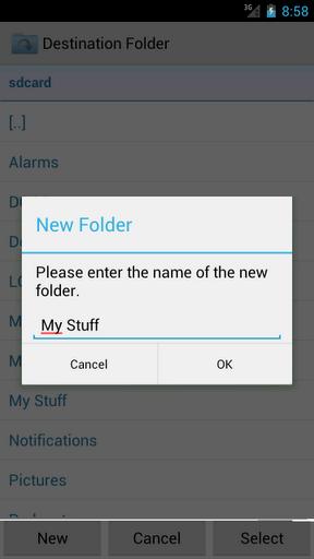 Folder Downloader for Dropbox умеет копировать директории целиком