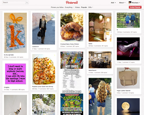 Как просматривать и скрывать комментарии на Pinterest
