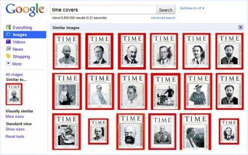 Как найти похожие картинки при помощи поисковой системы Google
