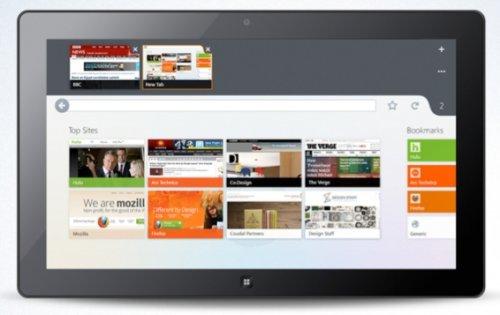 Mozilla работает над новым дизайном для Firefox под названием Australis