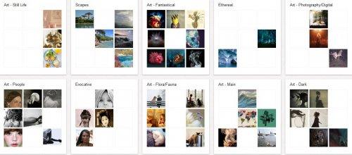 Pinterest представил новые профили