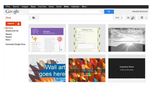 В Google Docs появилось 450 новых шрифтов и несколько десятков шаблонов