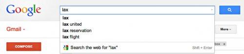 В поиске по Gmail появится функция автозаполнения
