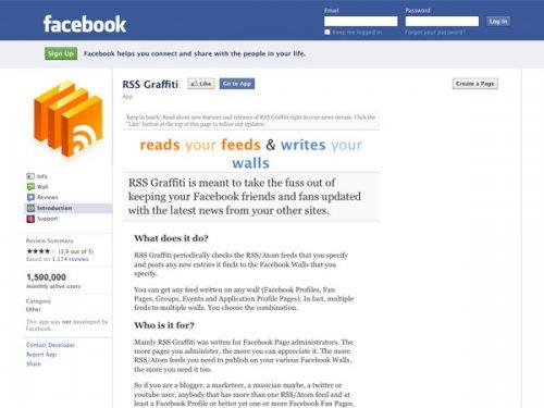 ���� �������� ���������� � ������������ ��� ������������������ ����� �������� �� Facebook