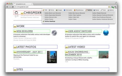 15 удобных расширений Chrome для дизайнеров и разработчиков
