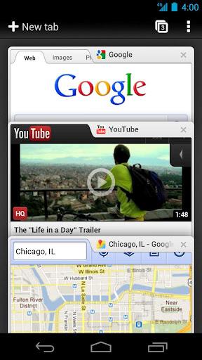 Google обновила мобильную версию браузера Chrome
