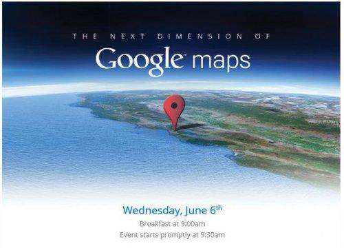 Google обещает скоро представить 3D карты