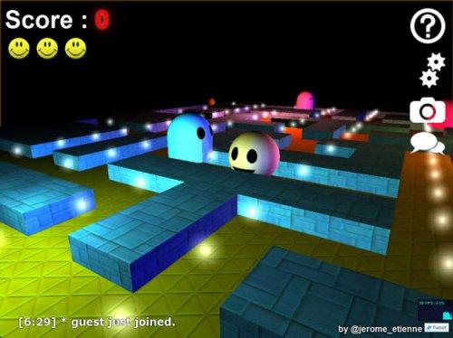 10 лучших WebGL-экспериментов
