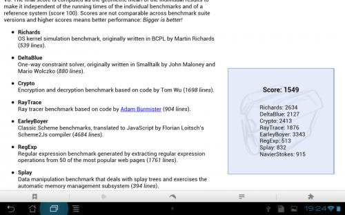 Dolphin Browser будет работать на собственном движке