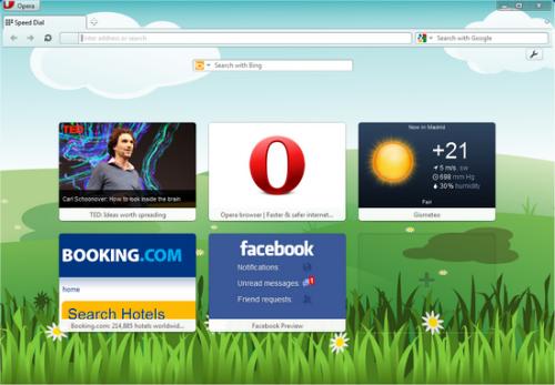 Состоялся релиз финальной версии браузера Opera 12