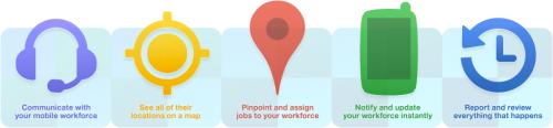 Google представил сервис Coordinate для управления мобильными работниками