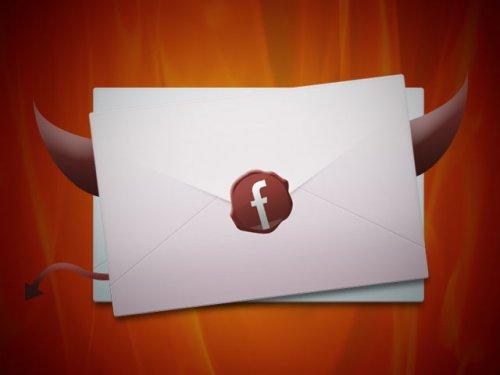 Facebook сгенерировал почтовые адреса всем пользователям
