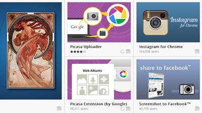 В расширениях браузера Google Chrome появится реклама