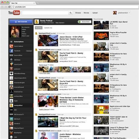 YouTube конкурирует с традиционным СМИ