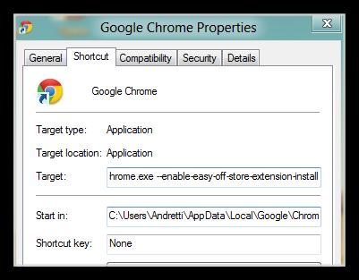 Как ставить сторонние расширения в новых версиях Chrome