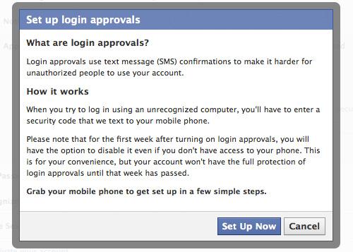 9 способов уберечь свой Facebook-аккаунт от хакеров