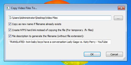 Как сохранять воспроизводимые в браузере видео-файлы